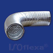 TURBOflexa® flexibles Rohr